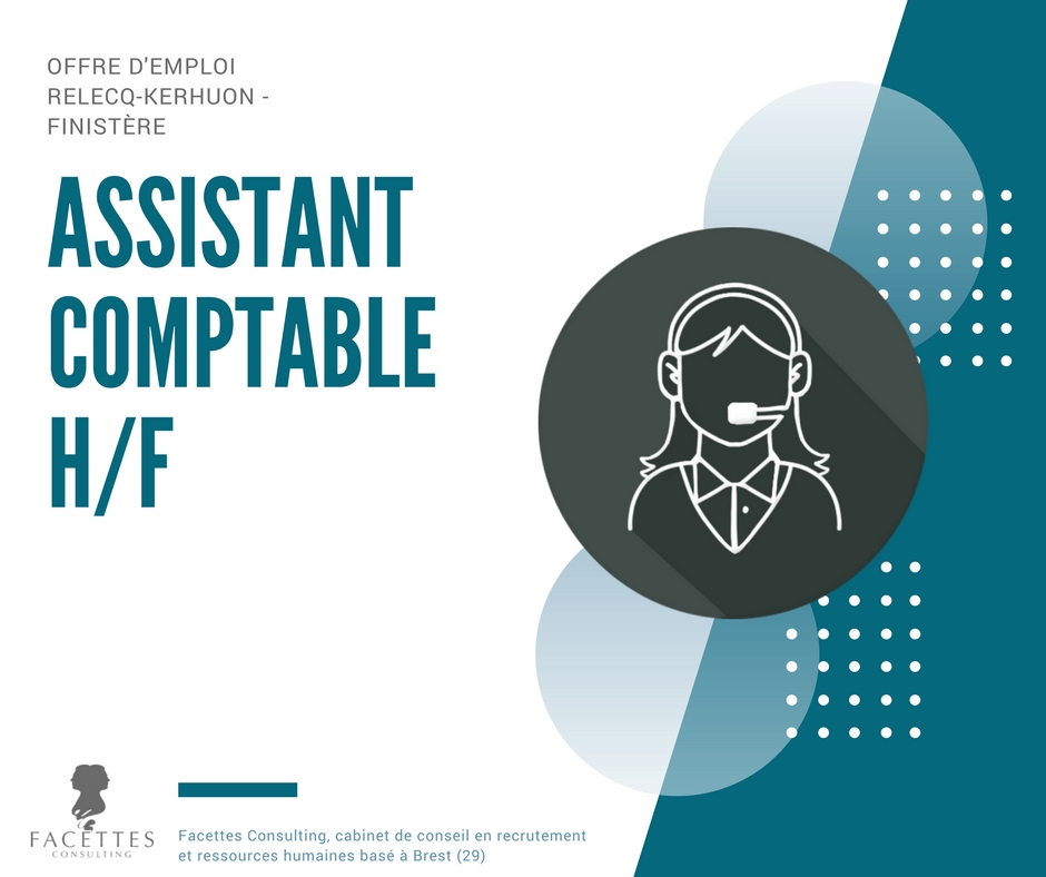 istant Comptable H/F - Facettes Consulting, cabinet de ... on