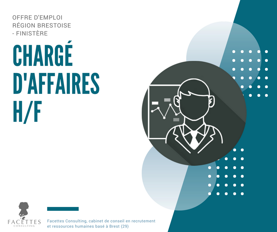 offre emploi brest facettes consulting charge affaire