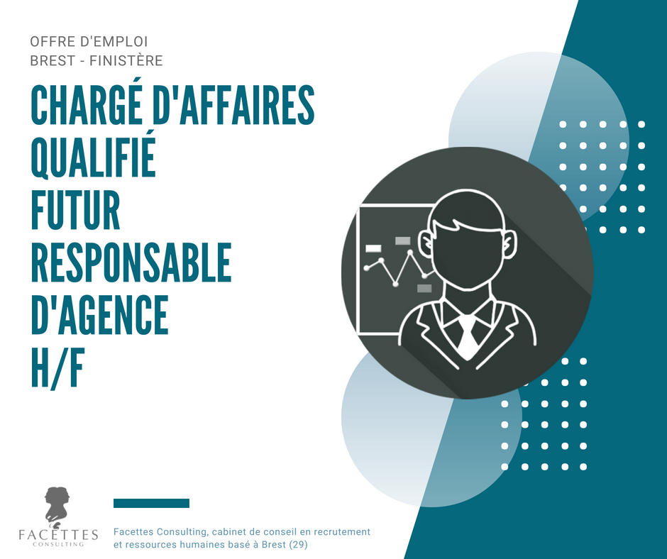 offre emploi brest facettes consulting charge affaires qualifie