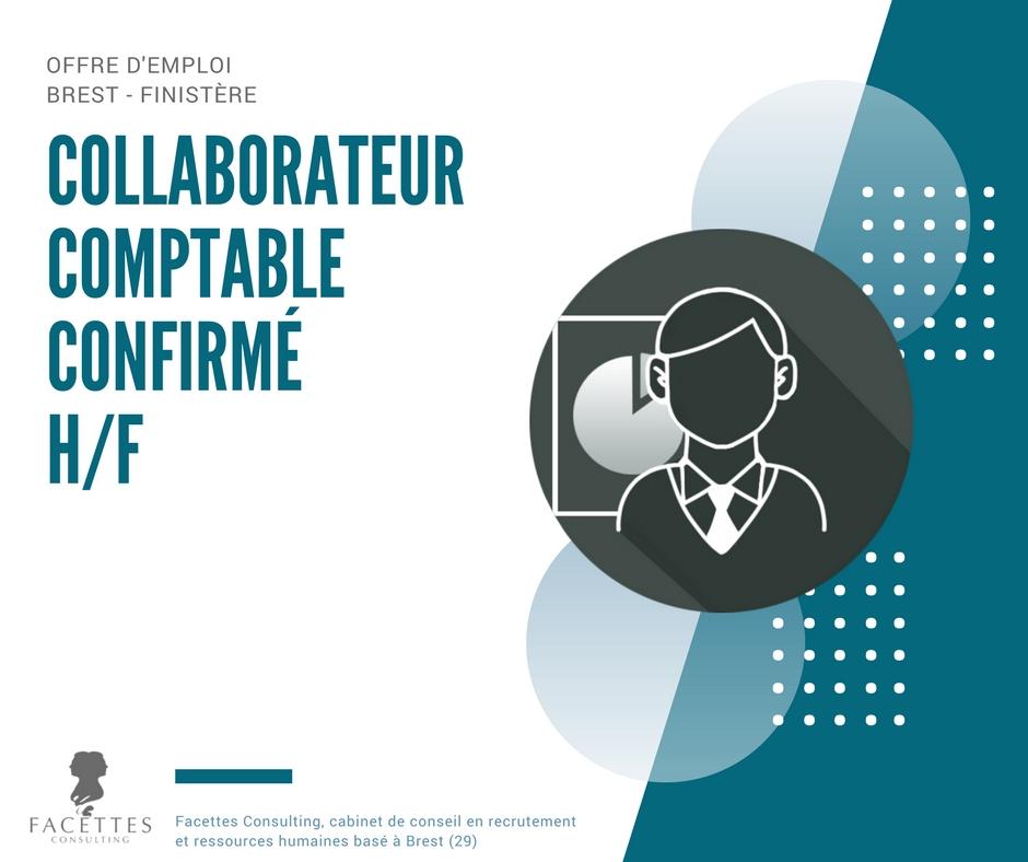 Collaborateur Comptable Confirmé H/F - Facettes Consulting, cabinet on