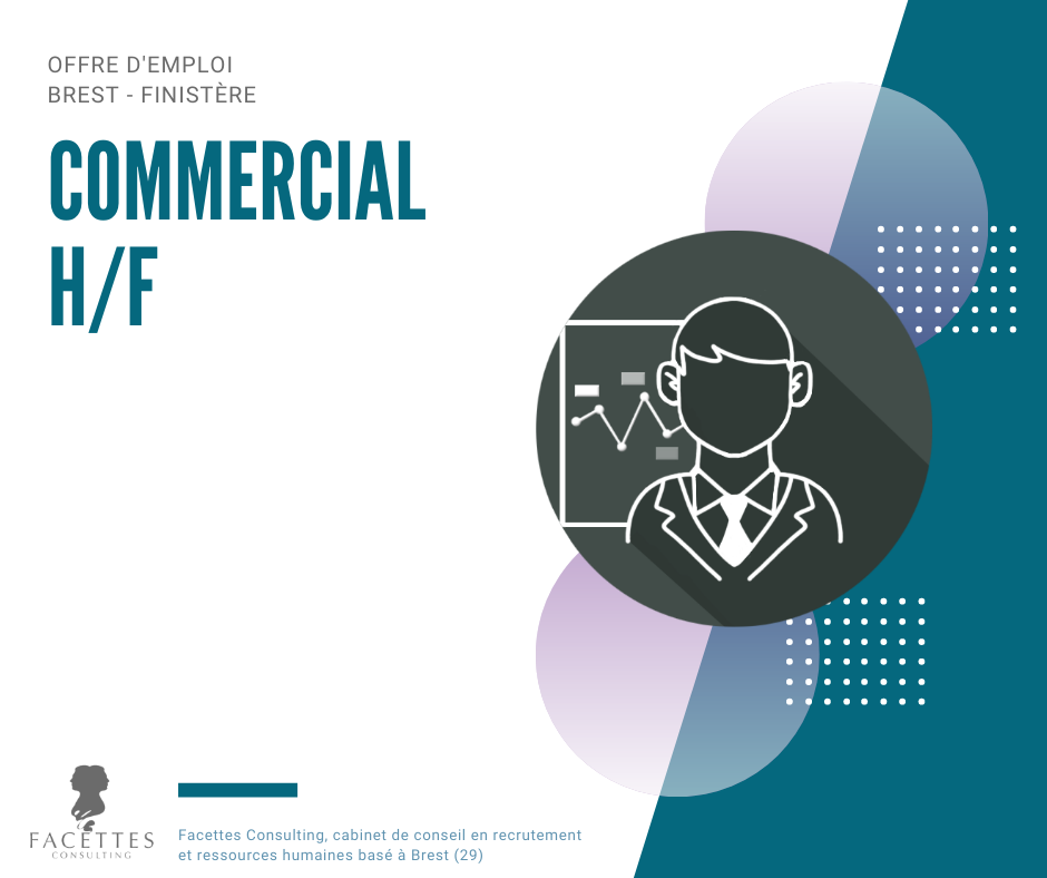offre emploi brest facettes consulting commercial