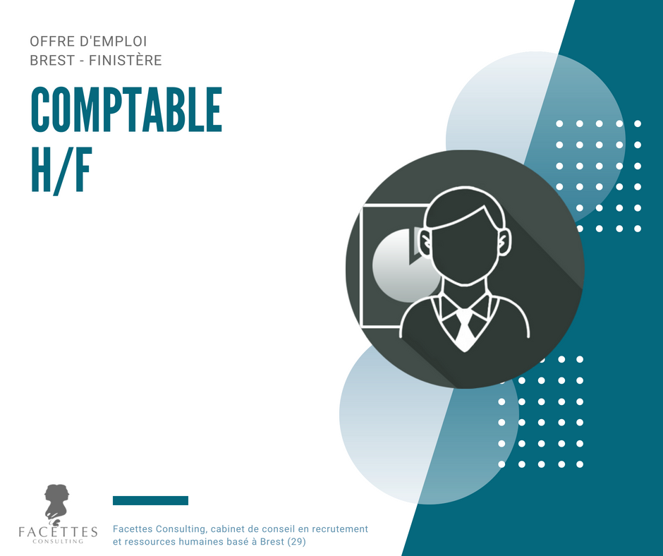 offre emploi brest finistere facettes consulting comptable